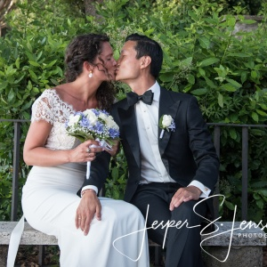 Wedding of Anne Sofie and Loue