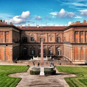 The Boboli Garden, Firenze