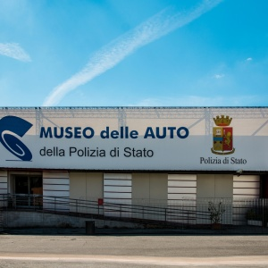 Museum of Italian Police Cars, Rome