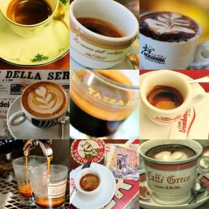 Roman cafés