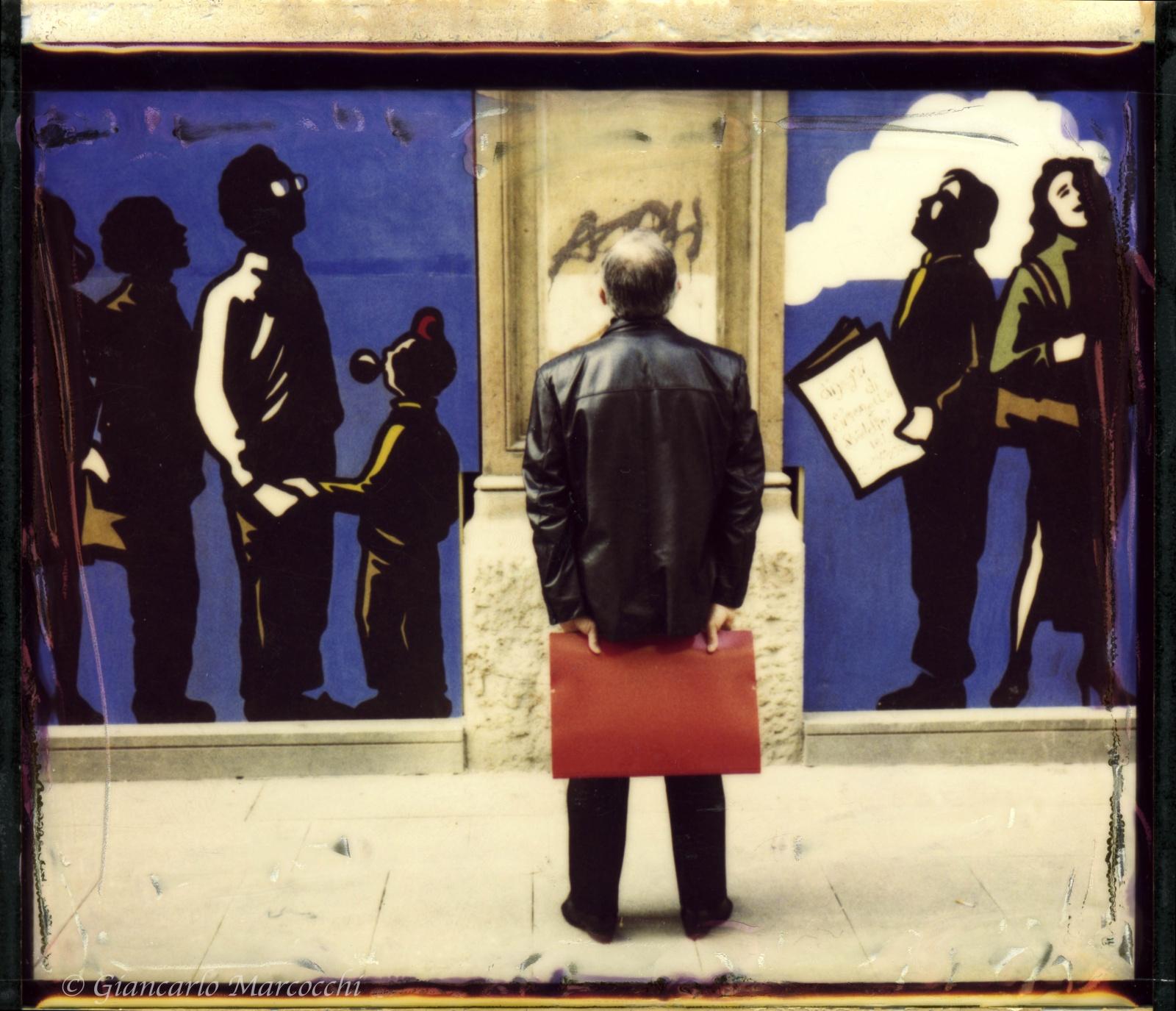 Milano in polaroid