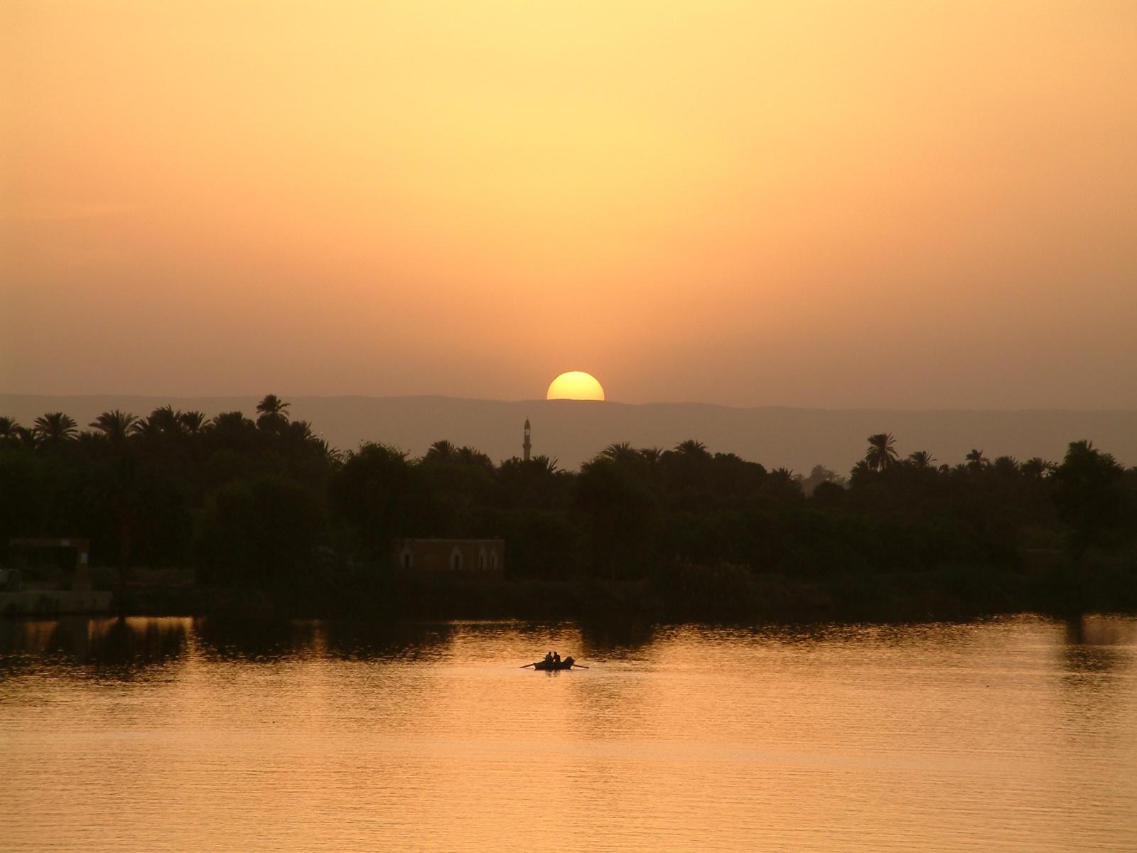Sul Nilo dorato