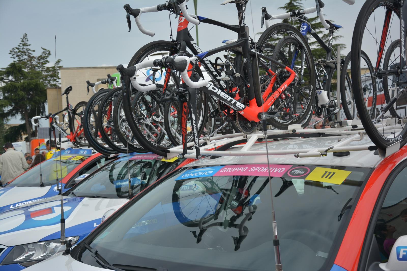 Giro d'Italia a Benevento (2015)