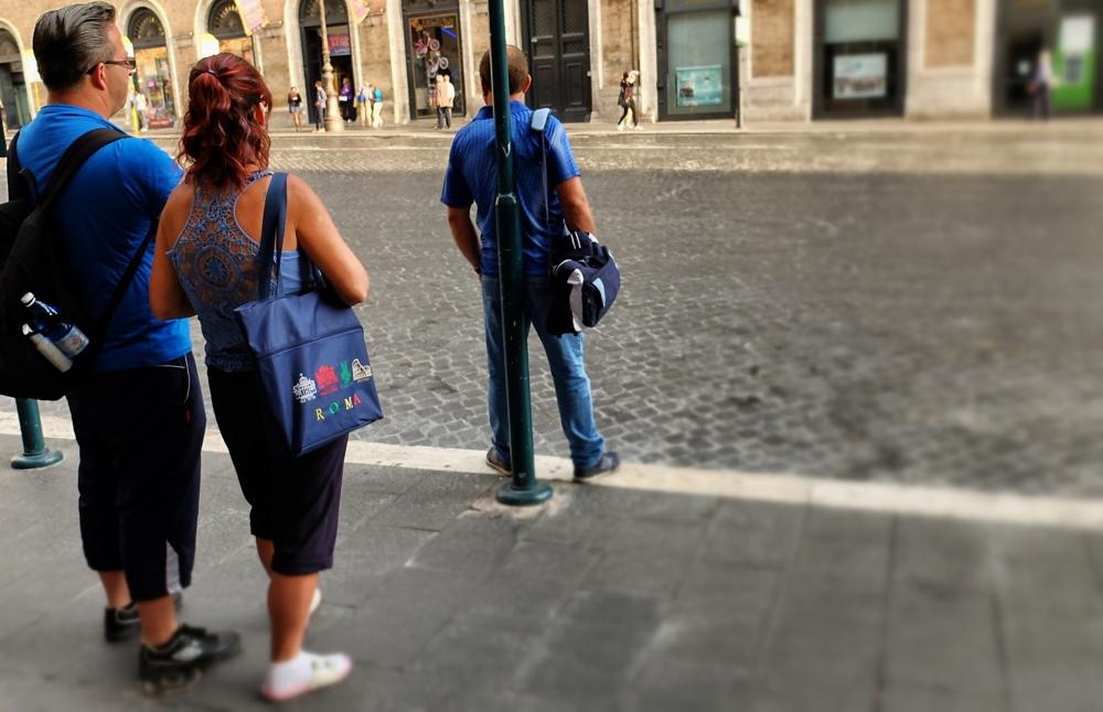Roma - Blue