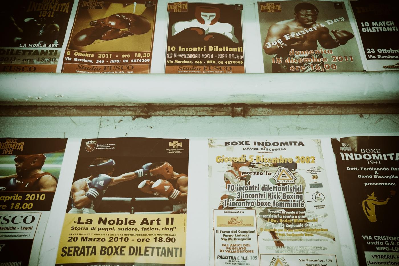 Indomita Boxe - Rome