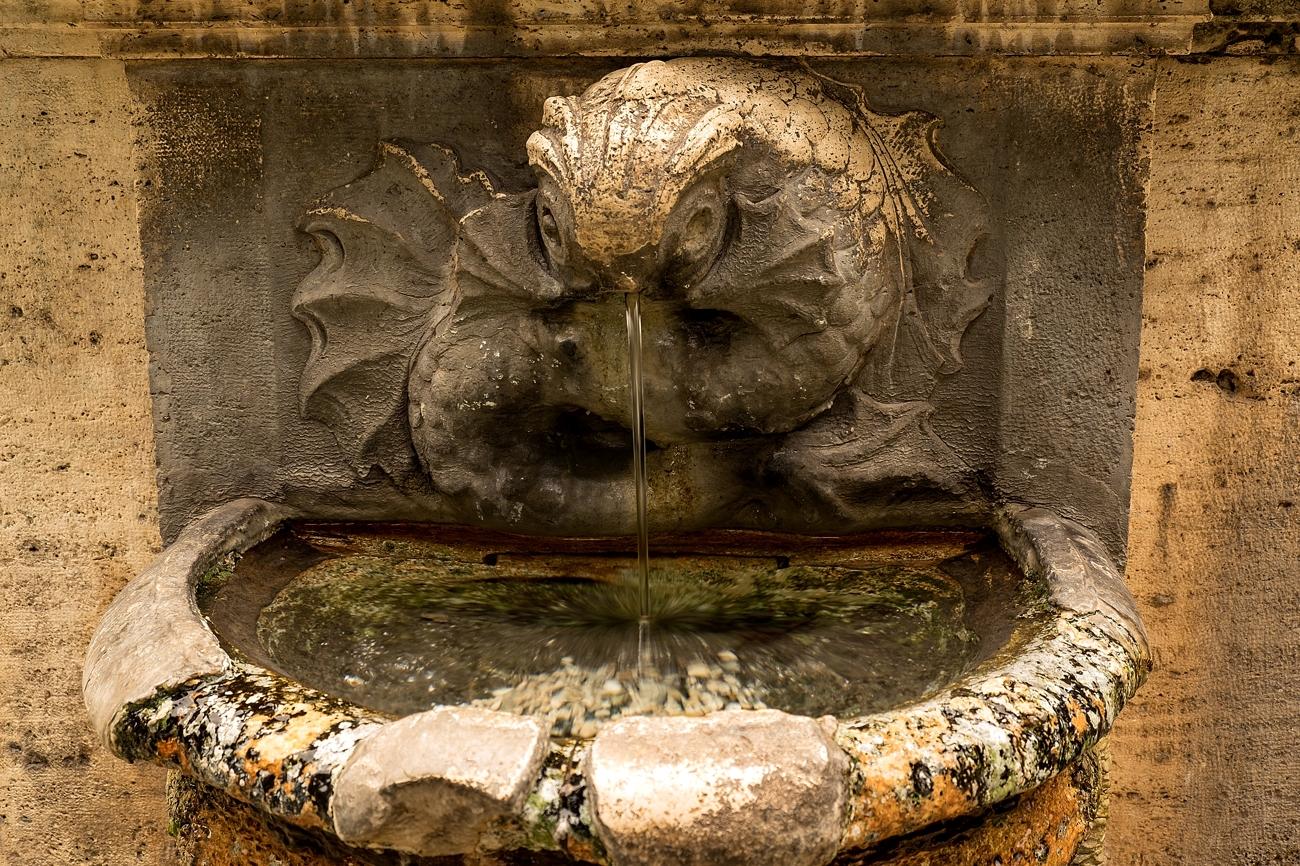 Fontana di Piazza Mazzini   - Raffaele de Vico, 1927