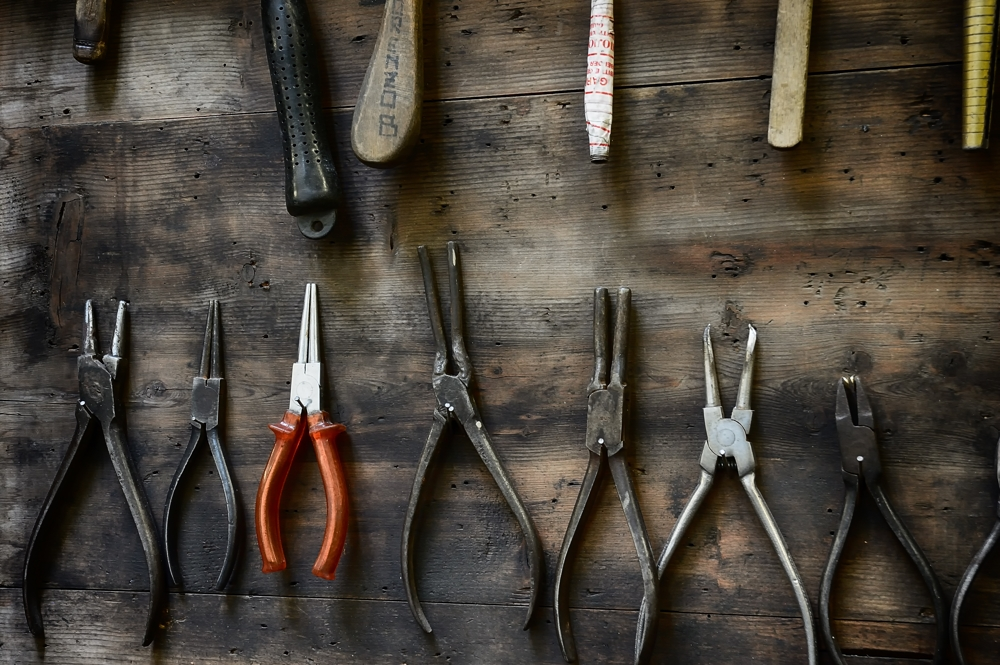 Some tools of the trade