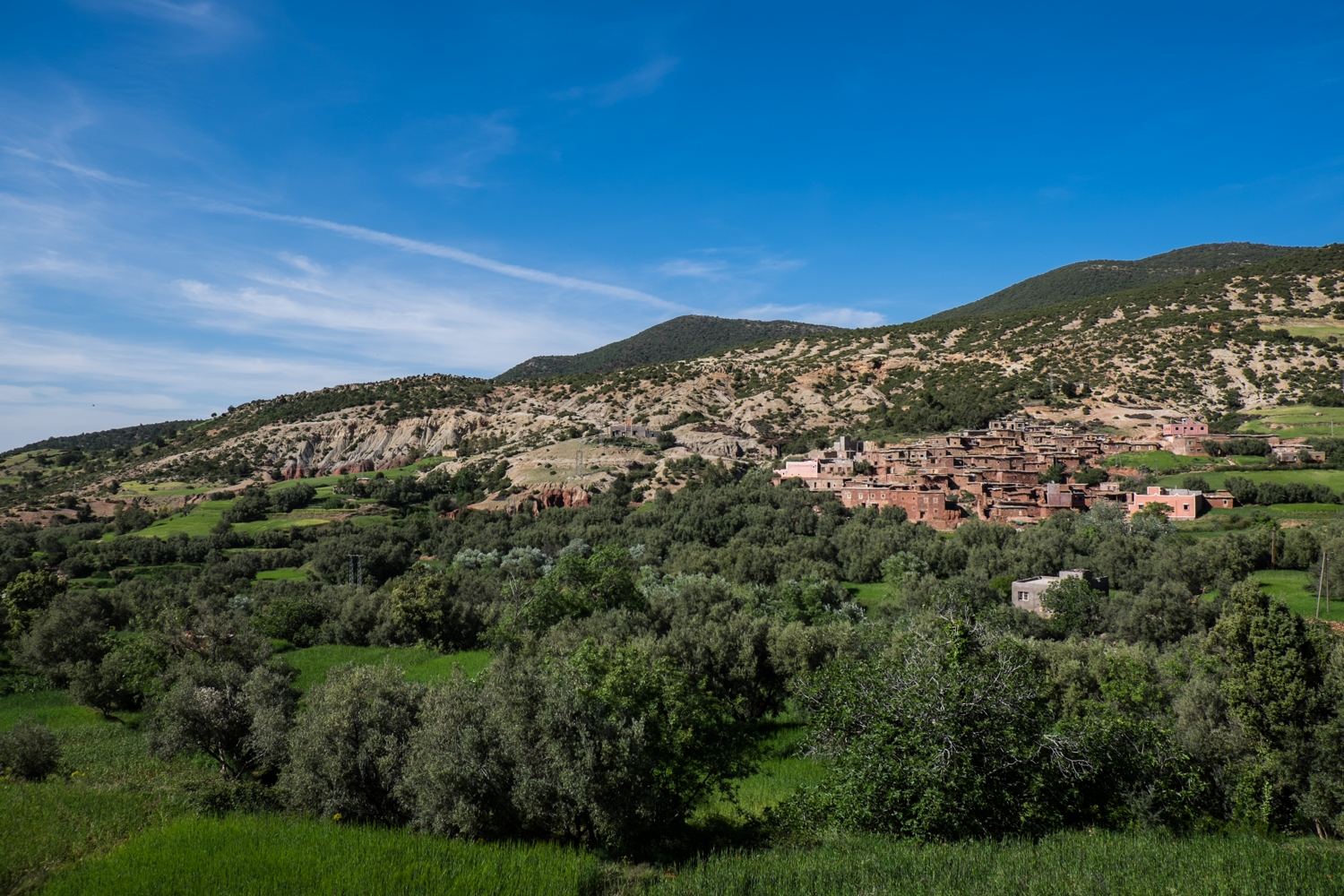 These photos were taken during a road trip through Morocco. We took off from Marrakech and some of the stops on our tour included locations like Ait-Benhaddou, Skoura, Gorges du Todra and Quarzazate.