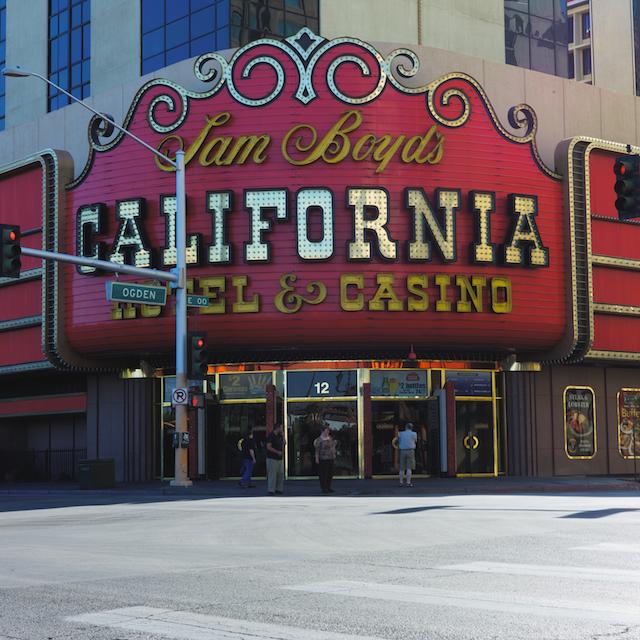 California Hotel - Las Vegas - Nevada - 2013