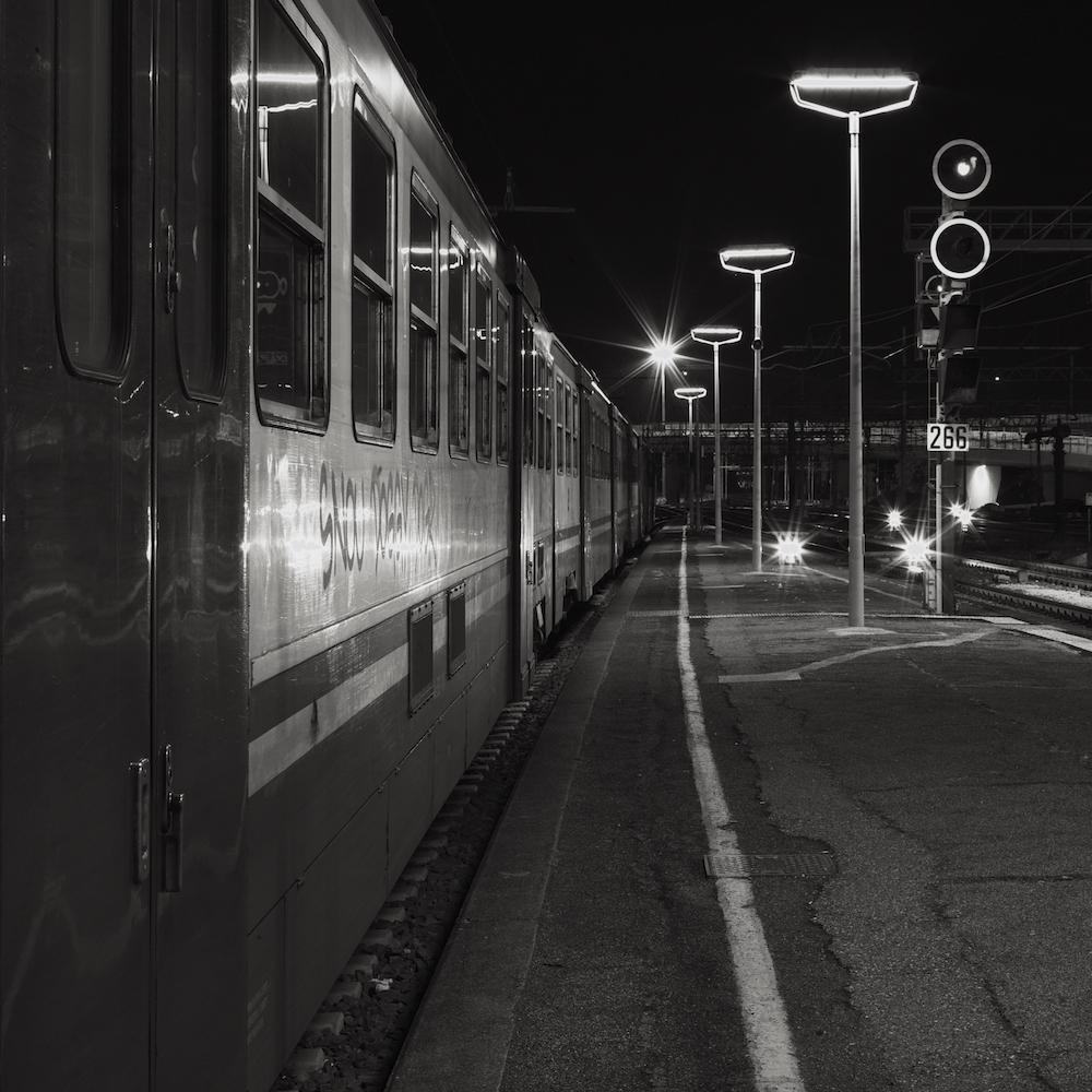 Piacenza Railway Station - 2012